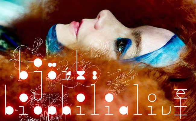 Björk celebra su 49 cumpleaños con el lanzamiento del Live de Biophilia