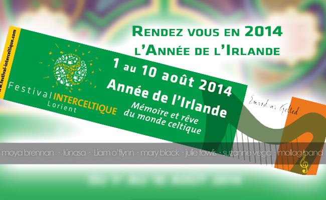 El Festival Interceltique revela la lista de músicos y bandas que se darán cita en Lorient