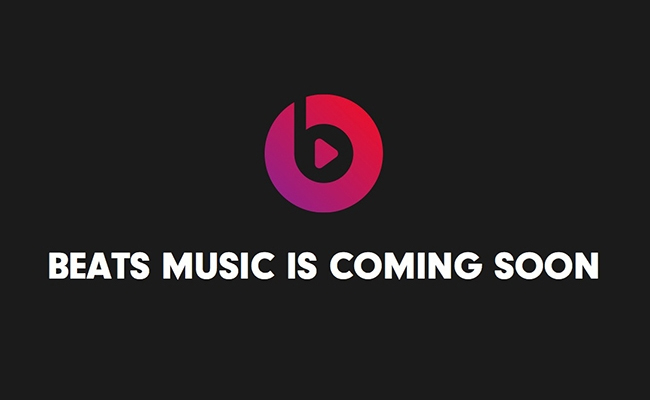 Beats Music llegará en enero
