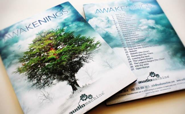 Elige los mejores diseños de CDs!.