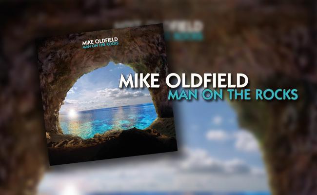 """""""Man On The Rocks"""", el nuevo álbum de Mike Oldfield"""