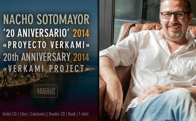Nacho Sotomayor: 20 Anniversary 2014
